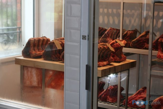 Meat Ageing Room