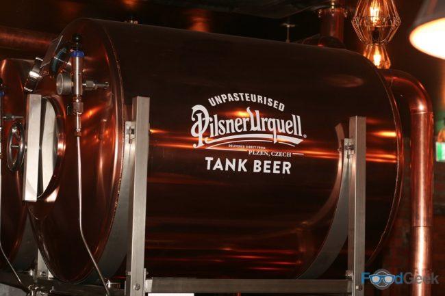 Tank Beer