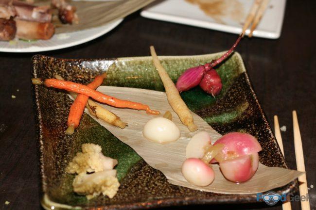 Tsukemono Pickles