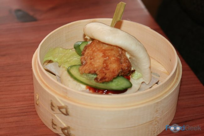 Chicken Karage Shoryu Bun