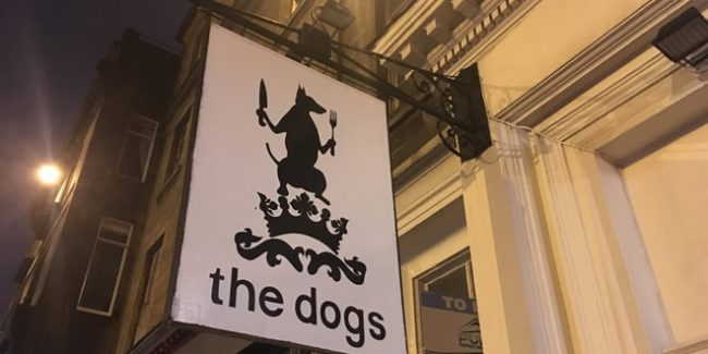 The Dogs, Edinburgh