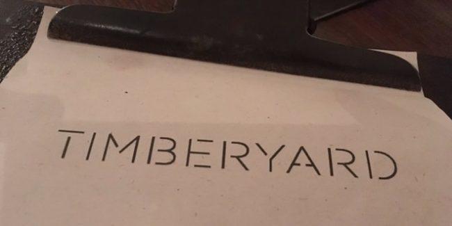 Timberyard, Edinburgh