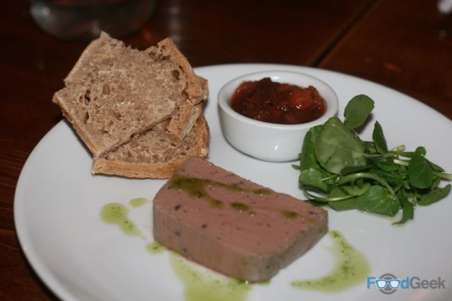 Game Livers & Port Parfait