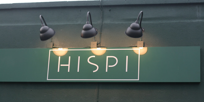 Christmas Eve At Hispi, Didsbury