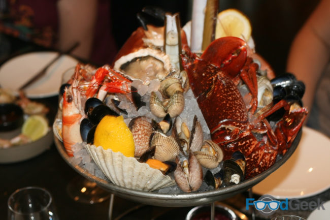 Grand Fruits De Mer