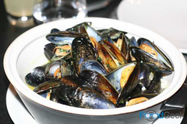 Mussels Moucladé